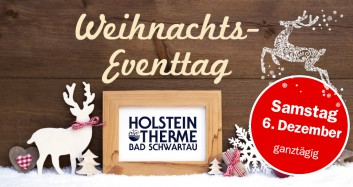Weihnachtsevent-Tag